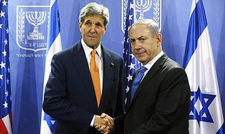 Kerry Apologizes to Netanyahu over 'Chickens**t'
