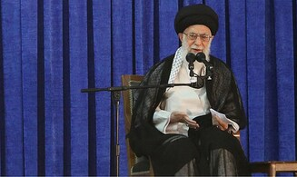 Khamenei: Trump not worthy of exchanging messages with me