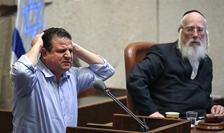 Arab MKs updated Abbas: We will support dissolution of Knesset