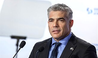 Protest Outside Lapid's Home Over 'Middle Class'