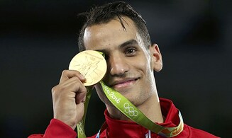 Palestinian wins Jordan's first Olympic medal