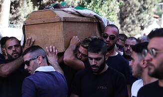 Har Adar terror attack victims laid to rest