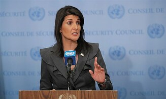 Haley to Iran: Release the political prisoners immediately
