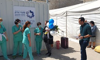 46-year-old Israeli woman recovers from coronavirus, discharged from hospital