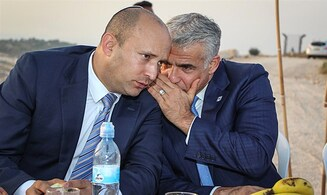 Lapid agrees to Bennett's, Sa'ar's demands