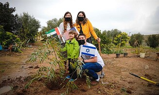 UAE Jewish community joins Jewish Agency Tu B'Shvat celebrations for first time